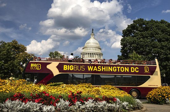 Washington DC Hop-On Hop-Off Bus...