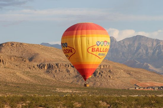 Las Vegas Hot Air Balloon Ride Over...