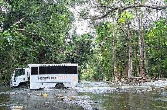 2-Day Cooktown 4WD Small-Group Tour...