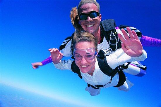 Saut en parachute en tandem à Brisbane