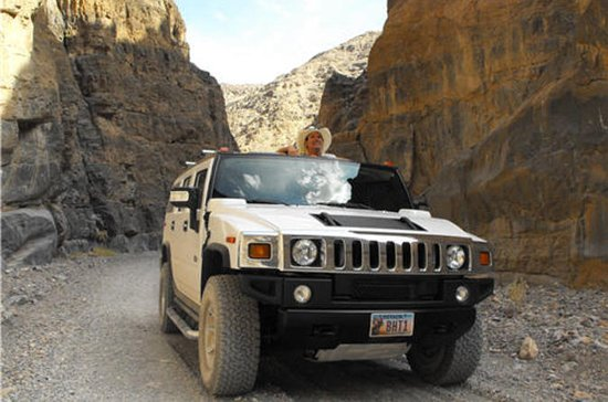 Grand Canyon in a Day: Hummer Tour...