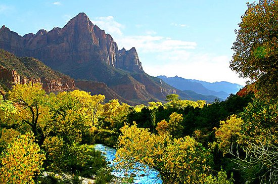 Zion National Park Day Tour from Las...