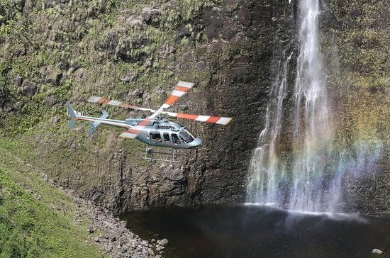 Waterfall Heli-Trek: Big Island...