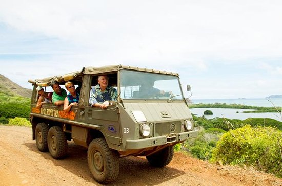 Kualoa Ranch Off-Road Adventure Tour