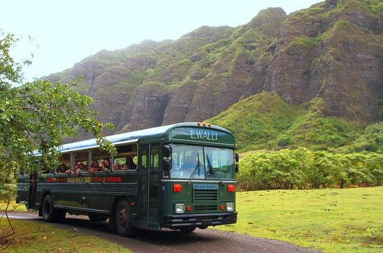 Kualoa Ranch Movie Tour