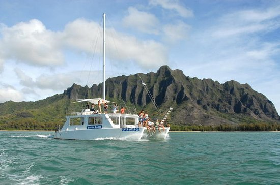 Kaneohe Bay Cruise by Catamaran on ...