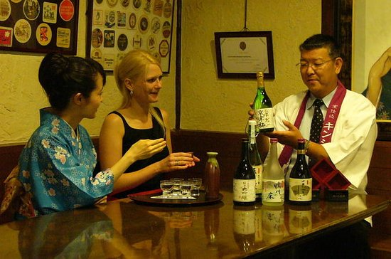 Kyoto Small-Group Sake Brewery Tour with Sake Tasting