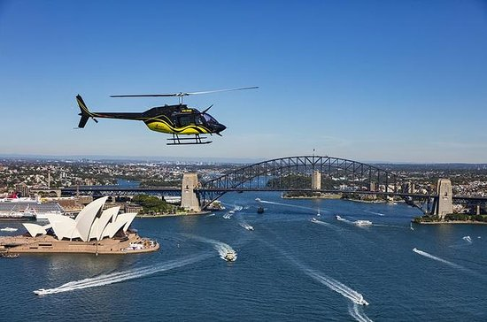 Helikopter-Tour über Sydney: Super ...