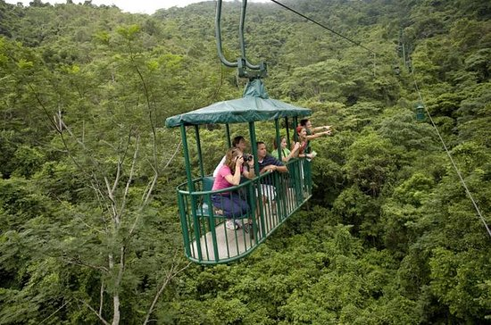 Jaco Rainforest Aerial Tram and