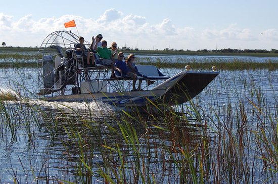 Private Tour: Florida Everglades...