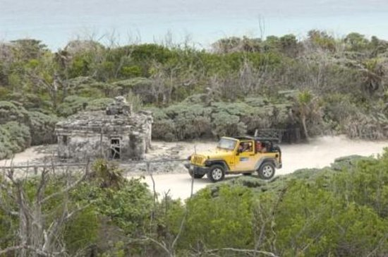 Cozumel Jeep and Snorkel Adventure...