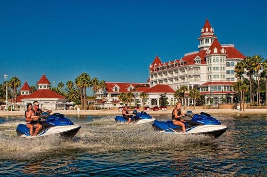 Jet Ski Adventure at Disney's...