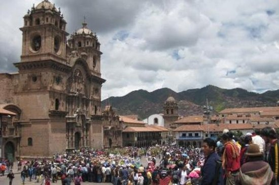 Tour di piccoli gruppi a Cusco