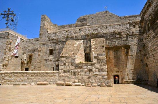 Kleinstadt Betlehem: Halbtagesausflug ab Tel Aviv