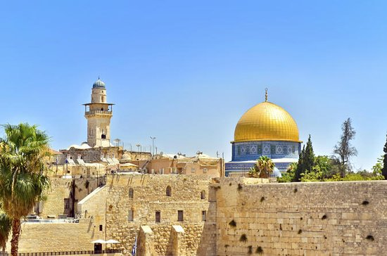 Old Jerusalem Full-Day Tour with Via...