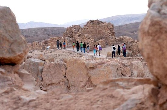 Masada and the Dead Sea Day Trip from...