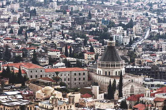 Nazareth, Tiberias, Sea of Galilee Day Tour from Jerusalem