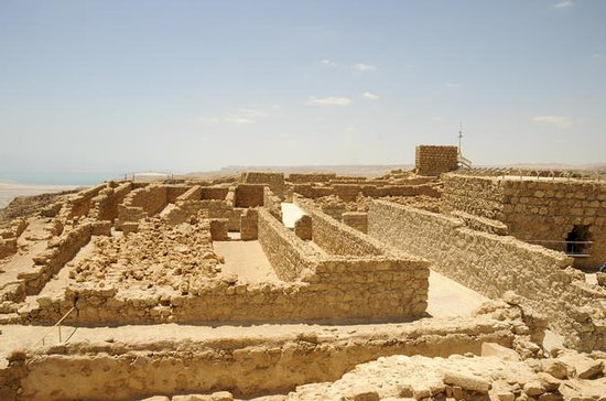 Private Tour: Masada and Dead Sea Day...