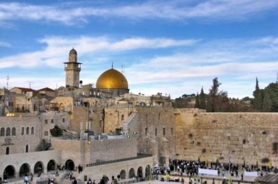 Israel Tour from Jerusalem or Tel...