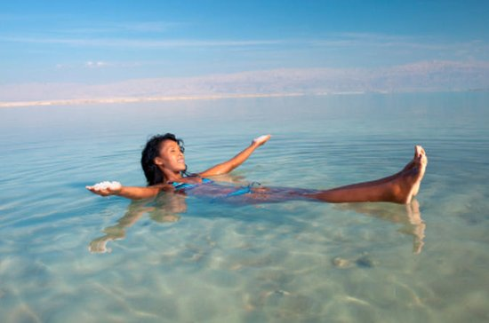 Dead Sea Spa and Wellness Trip from