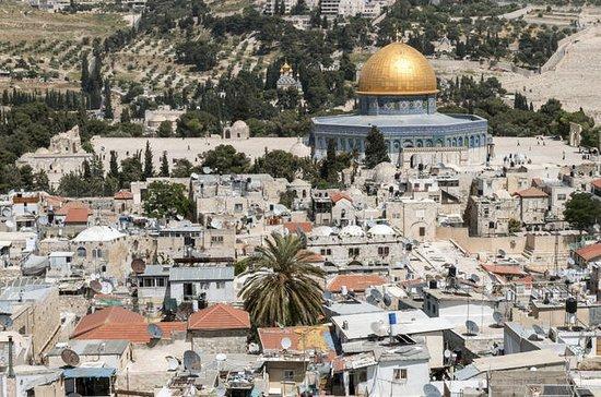 Super Saver de Jerusalén: excursión de un día a Jerusalén y al mar...
