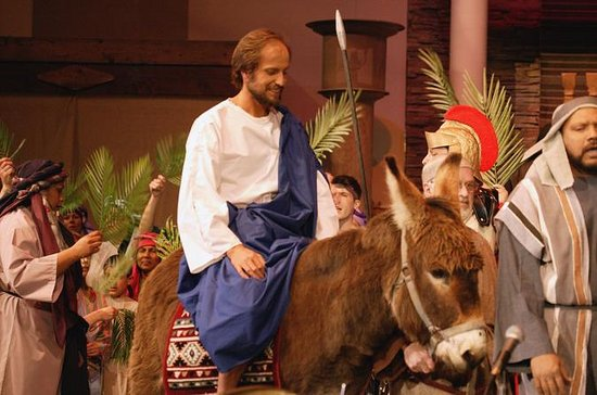 Palm søndag i Jerusalem: Mass ved...