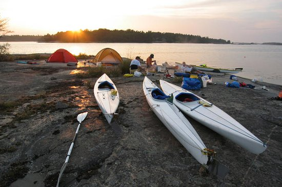 3-Day Stockholm Archipelago Kayaking...