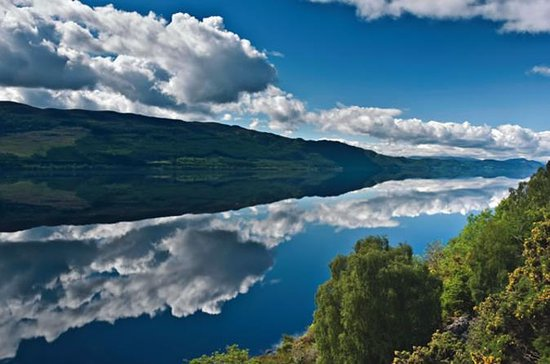 Loch Ness and the Scottish Highlands...