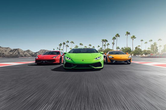 Los Angeles Sports Car Driving...