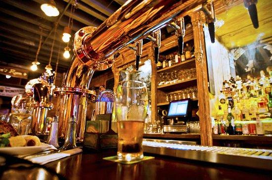 Excursão privada pelos pubs...