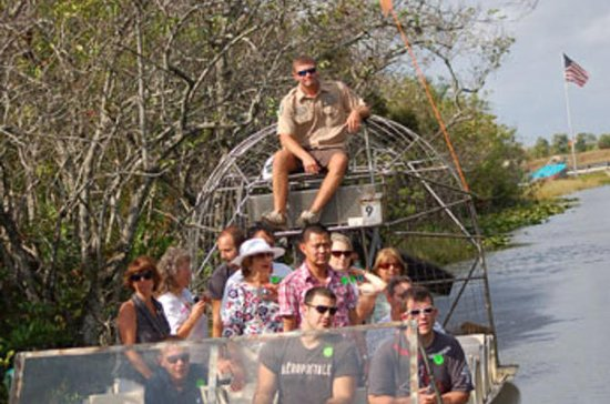 Miami Super Saver: Everglades Airboat...