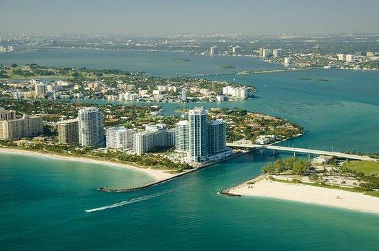 Tour en hélicoptère de Miami