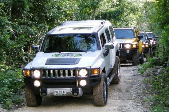All-Inclusive Self-Drive Hummer Tour...