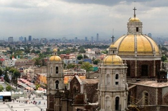 Central Mexico 6-Day Tour from Mexico...