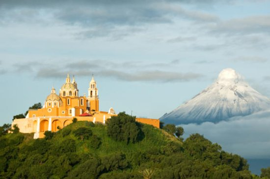 Puebla and Cholula Day Trip from...