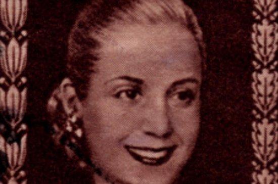 Die Evita-Peron-Führung durch Buenos...
