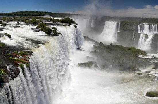 Iguassu Falls (Brazil Side) Tour from ...