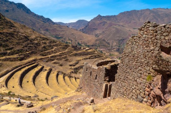 Sacred Valley of Incas, Pisac...