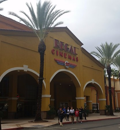 Regal Cinemas Stadium 22 in Lake Forest, Ca.