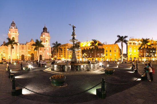 Lima in a Day: City Sightseeing Tour...