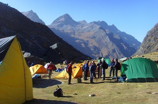5-Day Salkantay Trek and Machu Picchu...