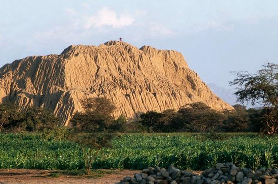 Batan Grande arkeologiske området og...
