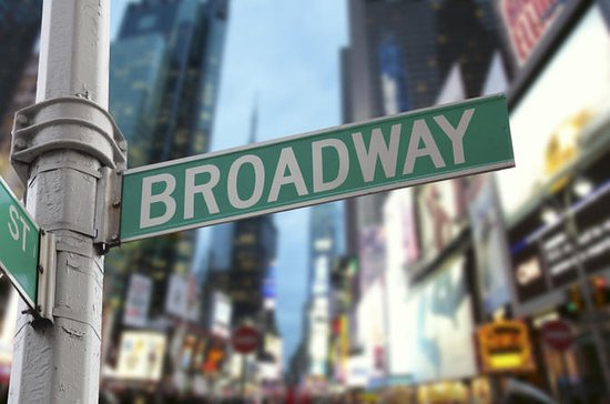 NYC Walking Tour: Broadway History...