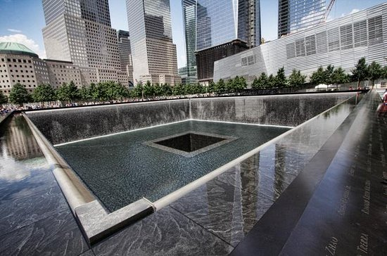 NYC 9/11 Memorial and Ground Zero...