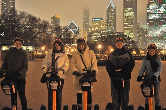 Chicago Holiday Lights Tour by Segway