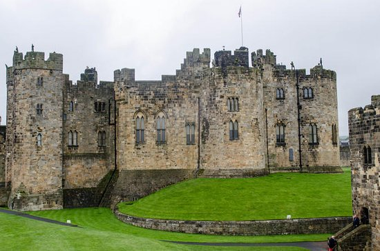 Borders and Alnwick Castle Tour from...