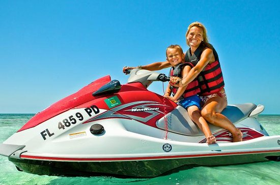Ultimate Jet Ski Tour i Key West