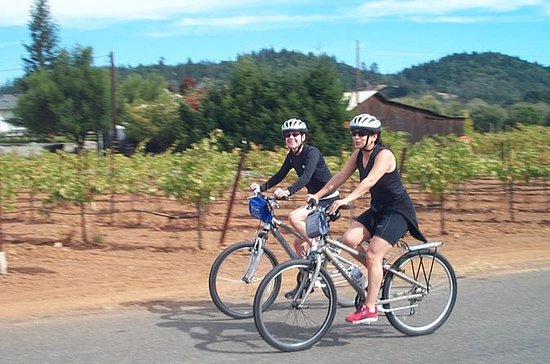 Carneros Wine Country Sip 'n' Cycle...