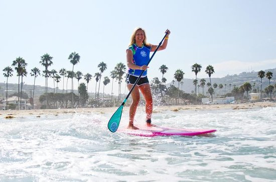 Aulas de stand-up paddle