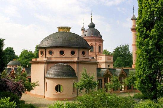 Heidelberg and Schwetzingen Castles...